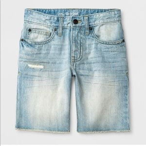 Boy Jean shorts - Cat and Jack